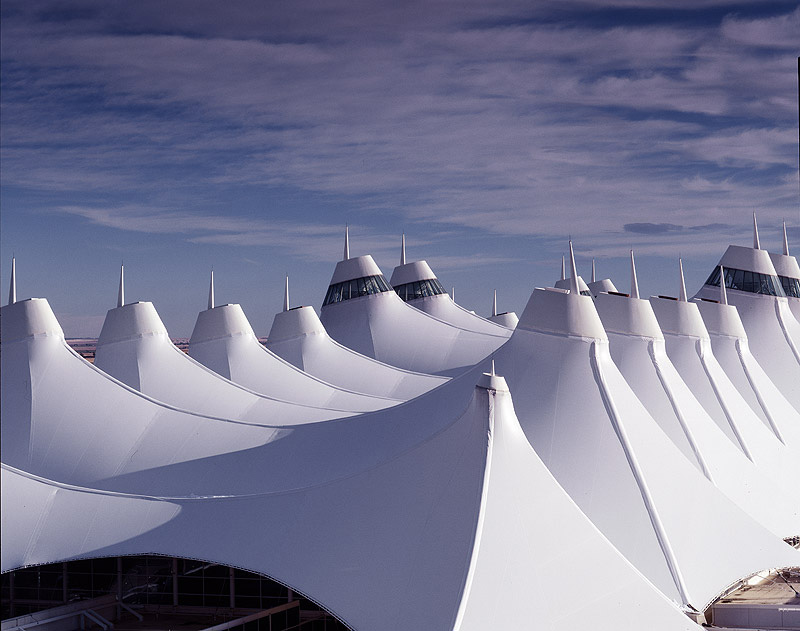 The History Of Tensile Architecture Red Sky Shelters